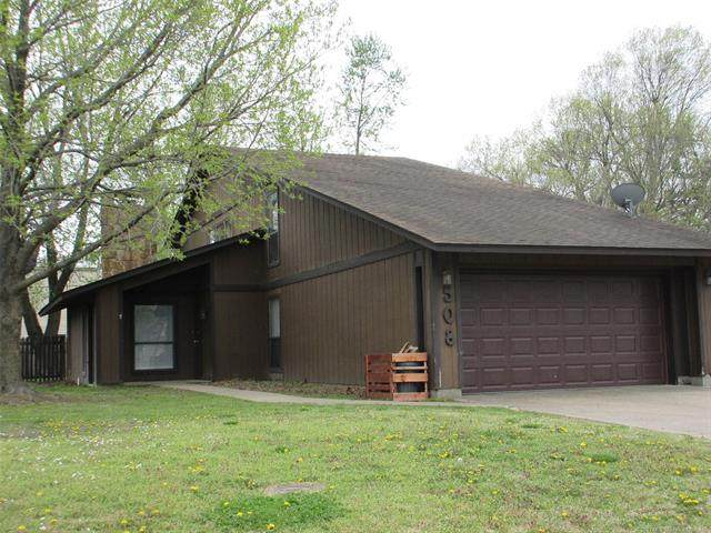 508 SE 13th Court, Pryor, OK 74361 (MLS #2107478) :: Active Real Estate
