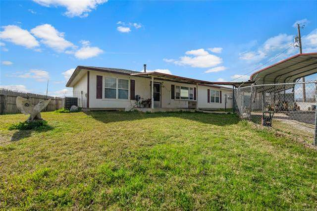 5361 Gene Autry Road, Ardmore, OK 73401 (MLS #2107521) :: Owasso Homes and Lifestyle