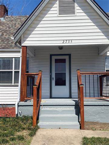 2735 E 1st Street, Tulsa, OK 74104 (MLS #2107640) :: Owasso Homes and Lifestyle