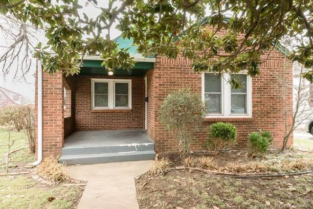 1203 S Jamestown Avenue, Tulsa, OK 74112 (MLS #2107738) :: Owasso Homes and Lifestyle