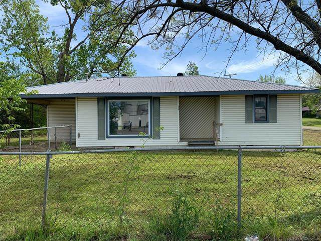 308 SE Broadway Street, Keota, OK 74941 (MLS #2108067) :: Owasso Homes and Lifestyle