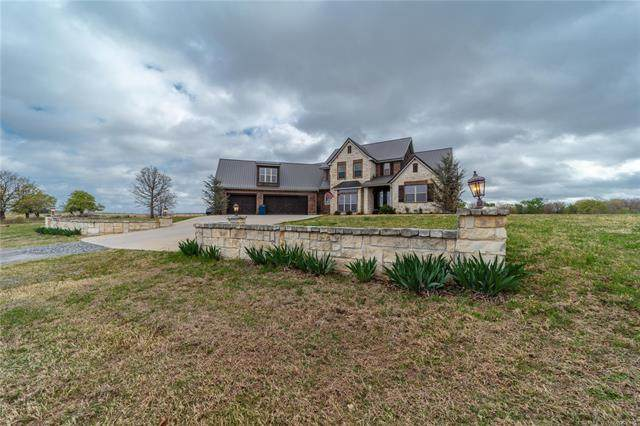 2331 Shuman, Mcalester, OK 74501 (MLS #2108615) :: Owasso Homes and Lifestyle