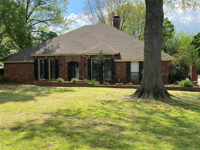 2605 Robin Lane, Muskogee, OK 74403 (MLS #2109084) :: Hopper Group at RE/MAX Results