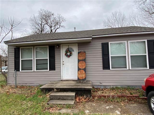 703 N Wilson Avenue, Sand Springs, OK 74063 (MLS #2109240) :: Active Real Estate