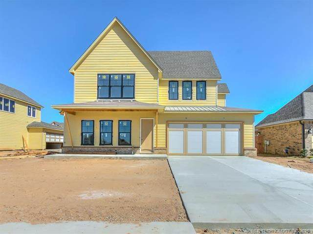 6025 E 127th Street S, Bixby, OK 74008 (MLS #2109486) :: Owasso Homes and Lifestyle