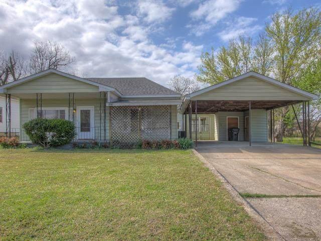 106 E Mill Avenue, Sapulpa, OK 74066 (MLS #2109761) :: Owasso Homes and Lifestyle