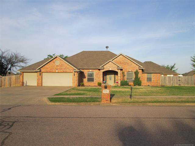 3127 Meagan, Durant, OK 74701 (MLS #2109838) :: House Properties