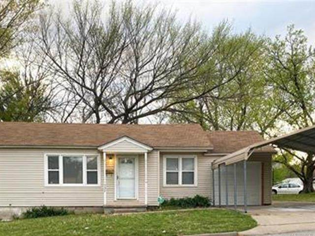 532 S 73rd East Avenue, Tulsa, OK 74112 (MLS #2110082) :: Hopper Group at RE/MAX Results