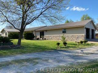 13286 Tannehill Road, Mcalester, OK 74501 (MLS #2110184) :: Active Real Estate
