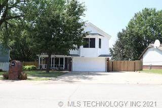15934 S 294th East Avenue, Coweta, OK 74429 (MLS #2110318) :: Owasso Homes and Lifestyle