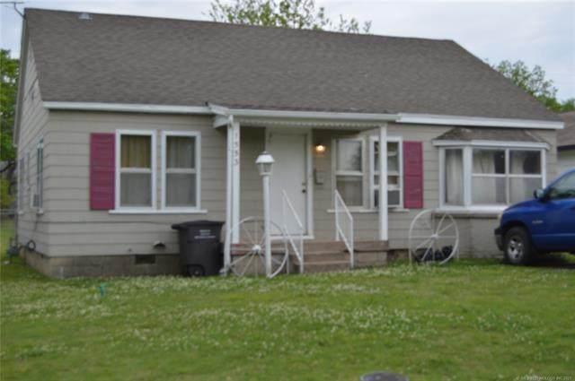 1553 S Oak Avenue, Bartlesville, OK 74003 (MLS #2110326) :: Active Real Estate