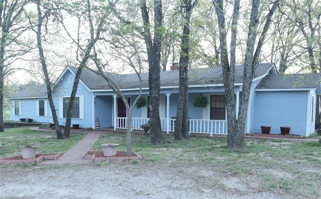 16147 Bethel Road, Madill, OK 73446 (MLS #2110348) :: Active Real Estate