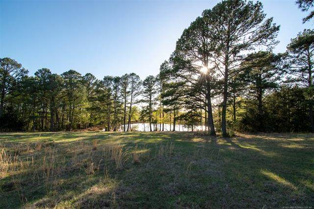 State Highway 3 Highway, Farris, OK 74525 (MLS #2110371) :: Owasso Homes and Lifestyle