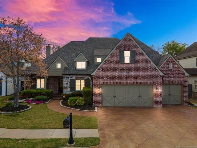 11713 S Sandusky Avenue, Tulsa, OK 74137 (MLS #2110392) :: Active Real Estate