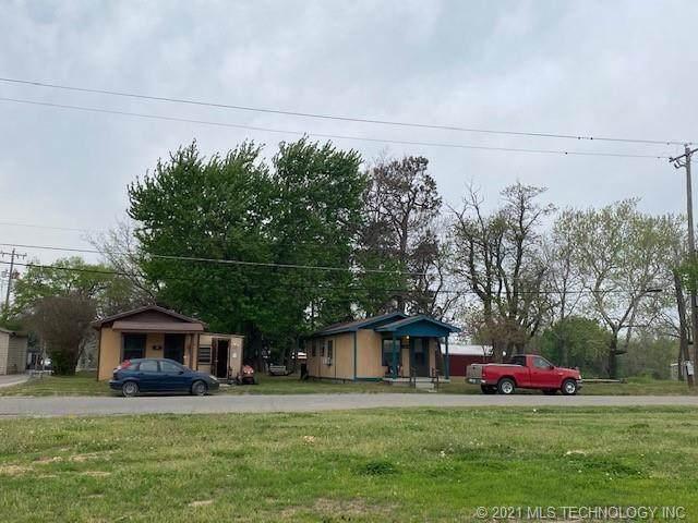 401 E Front Street, Eufaula, OK 74432 (MLS #2110403) :: 580 Realty