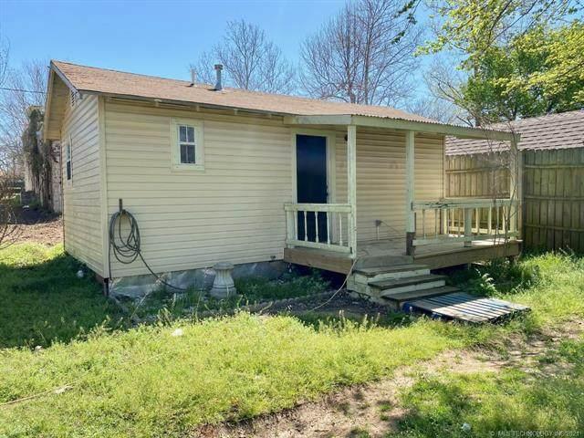 122 W 12th, Sulphur, OK 73086 (MLS #2110431) :: Owasso Homes and Lifestyle