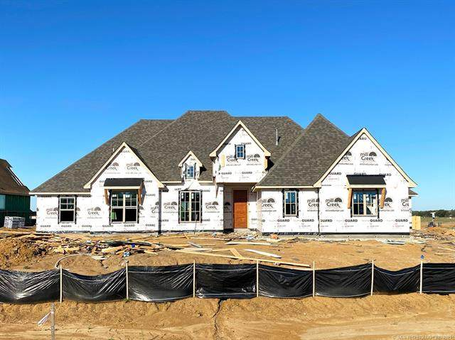 17802 S 48th East Avenue, Bixby, OK 74037 (MLS #2110613) :: Owasso Homes and Lifestyle