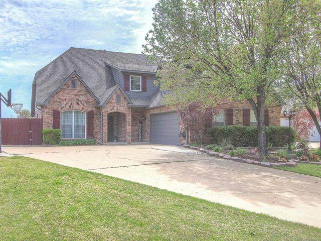 14006 E 87th Place North, Owasso, OK 74055 (MLS #2110742) :: 580 Realty