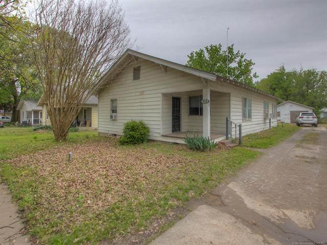 703 W Main Street, Beggs, OK 74421 (MLS #2110801) :: Active Real Estate