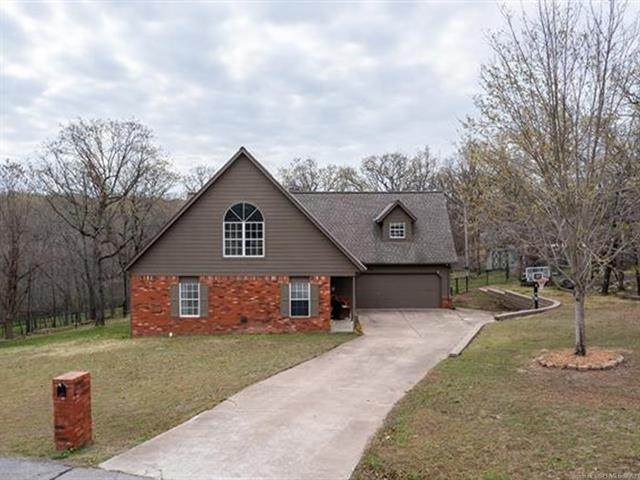 13220 E 182nd Place, Bixby, OK 74008 (MLS #2110902) :: Hopper Group at RE/MAX Results