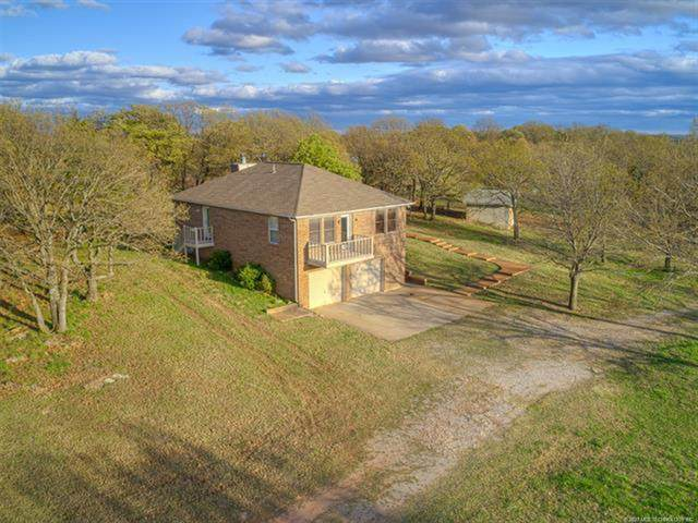 912 County Road 2595, Hominy, OK 74035 (MLS #2110958) :: 580 Realty