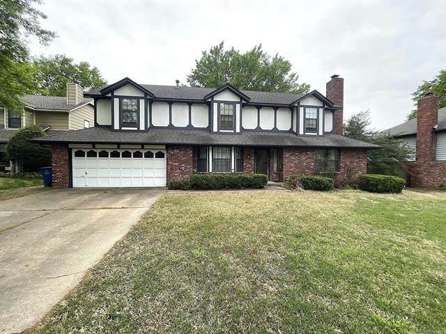 10608 E 100th Place, Tulsa, OK 74133 (MLS #2111084) :: 918HomeTeam - KW Realty Preferred