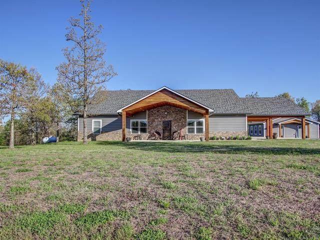1500 E 570 Road, Rose, OK 74364 (MLS #2111155) :: Owasso Homes and Lifestyle