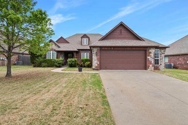 10604 S Lawrence Street S, Jenks, OK 74037 (MLS #2111162) :: Hopper Group at RE/MAX Results