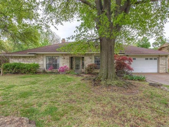 9703 S Darlington Avenue, Tulsa, OK 74137 (MLS #2111163) :: RE/MAX T-town