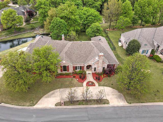 5407 E 120th Street, Tulsa, OK 74137 (MLS #2111240) :: Active Real Estate