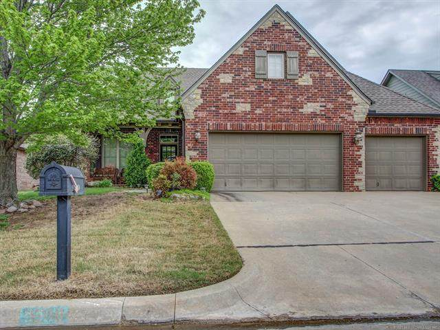 9309 S 73rd East Place, Tulsa, OK 74133 (MLS #2111262) :: RE/MAX T-town