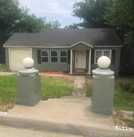 1945 N Denver Boulevard, Tulsa, OK 74106 (MLS #2111300) :: 580 Realty