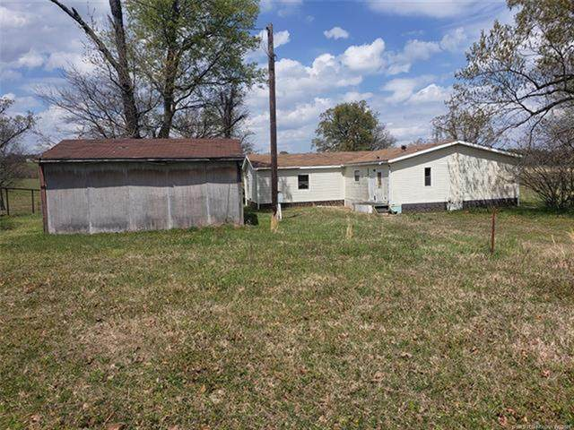 30449 W County Road 1240, Stigler, OK 74462 (MLS #2111308) :: Hopper Group at RE/MAX Results