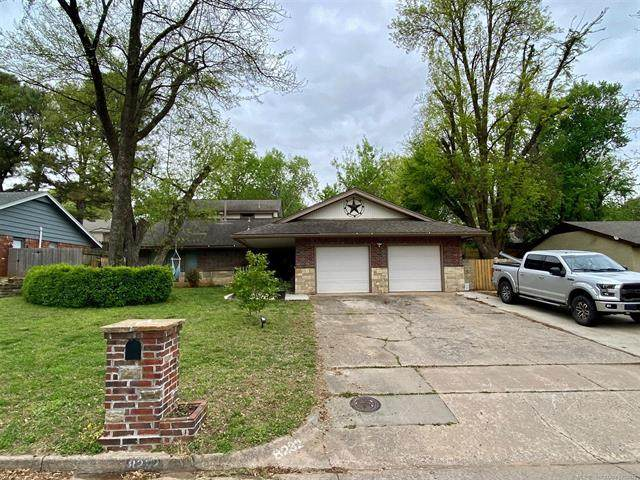 8232 S College Place, Tulsa, OK 74137 (MLS #2111309) :: Hopper Group at RE/MAX Results