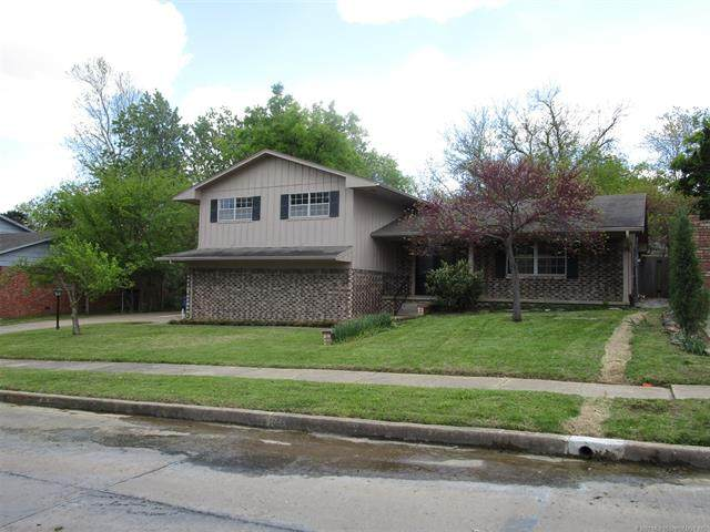5718 E 61st Court S, Tulsa, OK 74136 (MLS #2111354) :: RE/MAX T-town