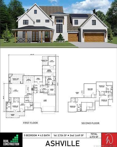 6645 E 128th Street S, Bixby, OK 74008 (MLS #2111471) :: Active Real Estate