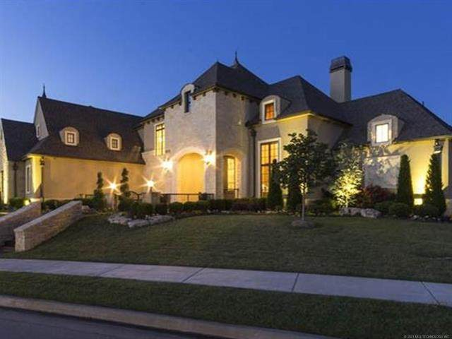 8005 S Guthrie Avenue, Tulsa, OK 74132 (MLS #2111512) :: Owasso Homes and Lifestyle