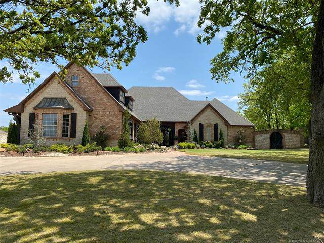 614 S Rockford, Ardmore, OK 73401 (MLS #2111526) :: Active Real Estate