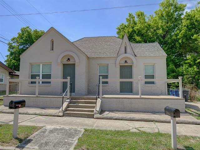 12 S Columbia Avenue, Tulsa, OK 74104 (MLS #2111546) :: Owasso Homes and Lifestyle