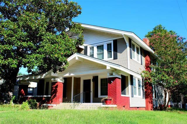 1403 Bixby Avenue SW, Ardmore, OK 73401 (MLS #2111583) :: 580 Realty