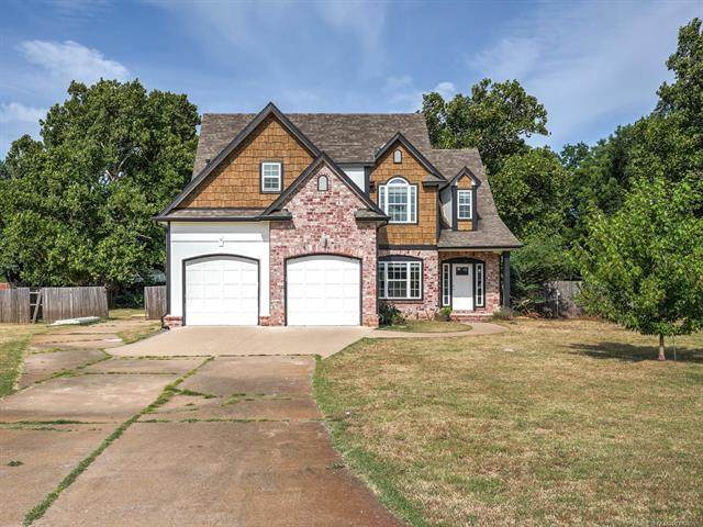1824 S 147th West Avenue, Sand Springs, OK 74063 (MLS #2111653) :: Hopper Group at RE/MAX Results