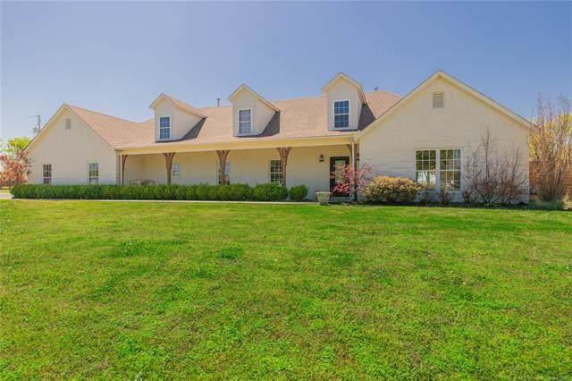 16400 E 590 Road, Inola, OK 74036 (MLS #2111670) :: Active Real Estate