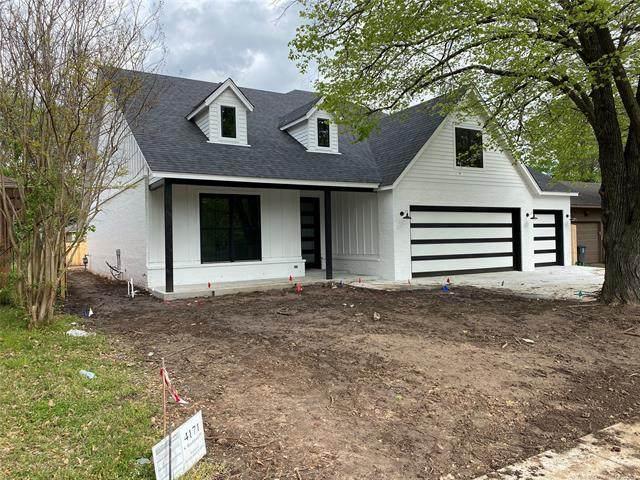 4171 S Rockford Place, Tulsa, OK 74105 (MLS #2111863) :: Active Real Estate