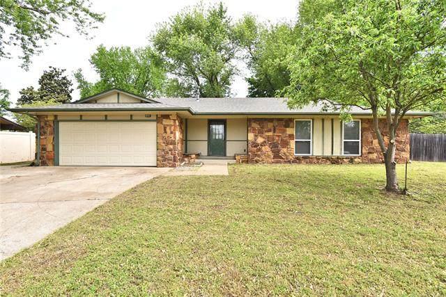 1000 W Delmar Street, Broken Arrow, OK 74012 (MLS #2111883) :: Active Real Estate