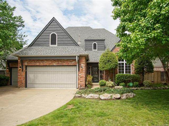 9315 E 118th Place S, Bixby, OK 74008 (MLS #2111958) :: Hopper Group at RE/MAX Results