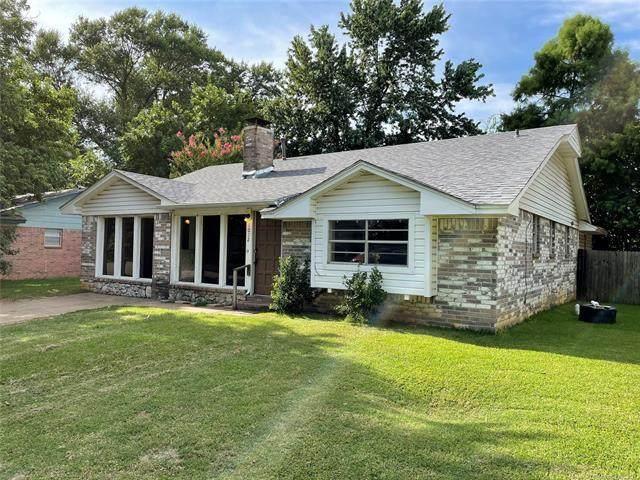 1012 Four Seasons, Durant, OK 74701 (MLS #2111989) :: Active Real Estate