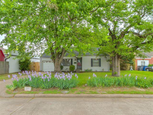 1111 S Vandalia Avenue, Tulsa, OK 74112 (MLS #2112371) :: Active Real Estate