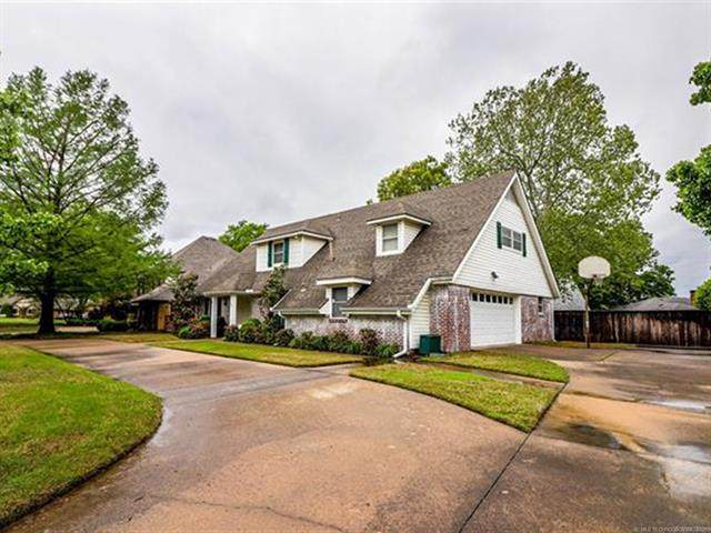 5018 S Irvington Avenue, Tulsa, OK 74135 (MLS #2112499) :: Active Real Estate