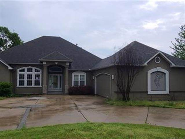 14111 S 50th East Avenue, Bixby, OK 74008 (MLS #2112669) :: Owasso Homes and Lifestyle