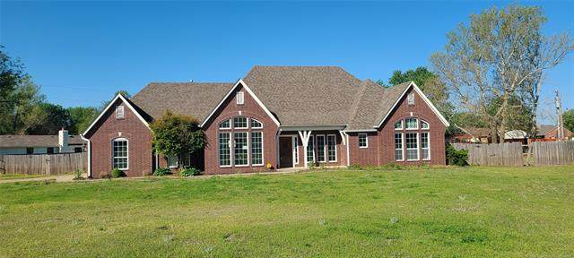 14660 W 18th Street S, Sand Springs, OK 74063 (MLS #2112698) :: Owasso Homes and Lifestyle